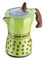 Gat Coffee Show Espresso Makinası 3 Kişilik Yeşil
